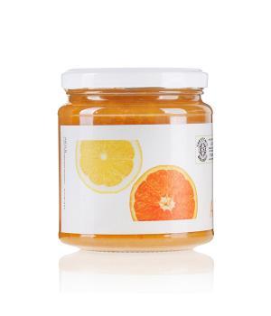 Arance e limoni marmellata BIO San Michele Arcangelo frutta italiana