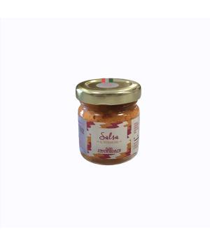 Salsa di peperoncino Habanero Red Lo Speziale ideale con ogni pietanza