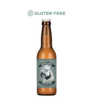 AWANASGHEP Golden Ale Menoamara ispirazione inglese senza glutine