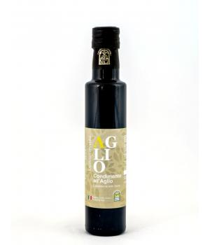 EVO oil with garlic Cartechini Condimento to flavor your dishes