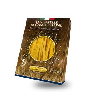 TAGLIATELLE Carassai Campofilone Eiernudeln