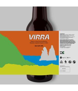 VIRRA birra lager edizione limitata estate 2021
