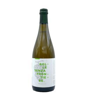 BOLLE SENZA FRONTIERE Aurora ancestral sparkling wine