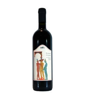 ROSSO PICENO DOP Aurora vino Biologico rosso