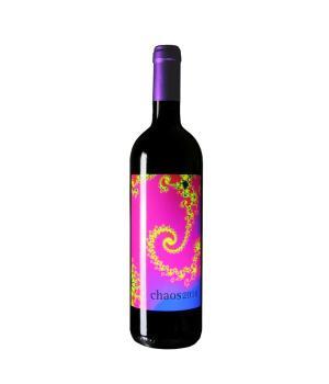 CHAOS Marche IGT vino rosso Fattoria le Terrazze vicino al Conero