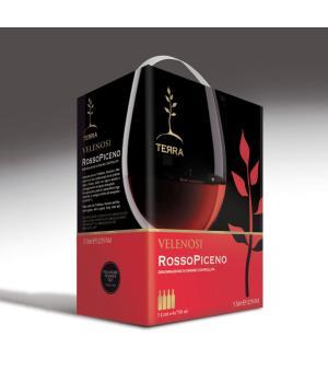 Bag in Box Rosso Piceno DOC Velenosi vini