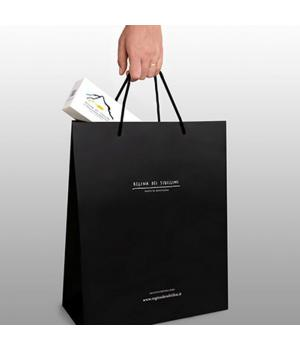 Pasta Regina dei Sibillini Shopper personalizzata 4 kg