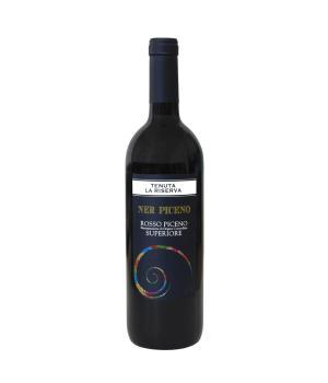 NER PICENO BIO vino Rosso Piceno Superiore DOP La Riserva