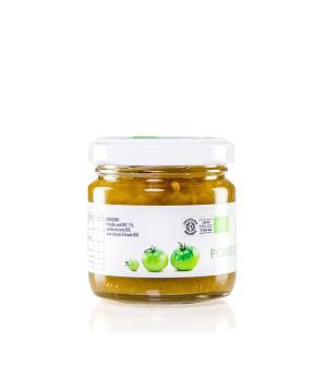 Pomodori verdi composta BIO San Michele Arcangelo