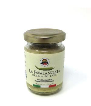 La Favalanciata Crema gourmet di fave eccellenza naturale