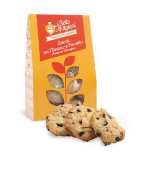Almond and Chocolate Cookies I 7 Artigiani ancient and genuine flavors