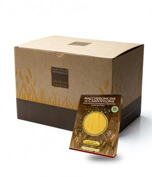 Box 6 Carassai with 6 packs of 250 gr assorted Campofilone pasta