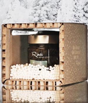 WINTER BOX Rinci PACCASASSI del Conero + PINZETTA idea regalo