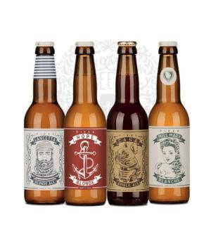 Menoamara 4 bottles of 50cl - Italian local craft beer