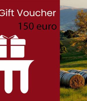 Buono regalo 150 euro