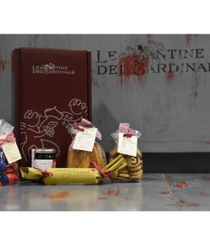 VISCIOLA mon amour con pandoro Natale un pacco originale dal gusto esclusivo