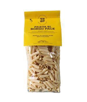 PENNETTE Pasta von Borgo Pace 100% italienische Hartweizengrießnudeln
