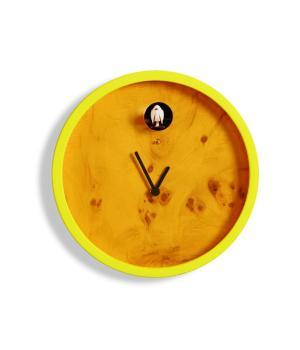 Dakar Fluo giallo Domeniconi nuovo Orologio fluorescente con cucù