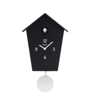 MERIDIANA 233 nero orologio a cucu con pendolo Diamantini Domeniconi