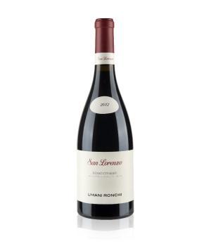SAN LORENZO Umani Ronchi Rosso Conero DOC vitigno Montepulciano