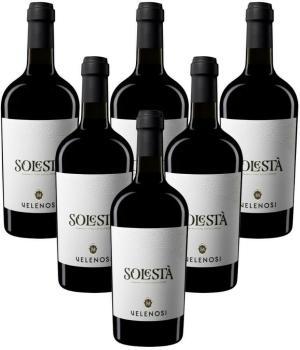 6 bottiglie SOLESTA' Velenosi Rosso Piceno Superiore DOC