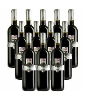 12 bottiglie BRECCIAROLO Rosso Piceno Superiore DOC cantina Velenosi