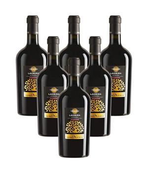 6 bottiglie LACRIMA MORRO DOC Superiore Velenosi Querciantica