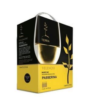 Bag in box Passerina Marche IGT Velenosi vini
