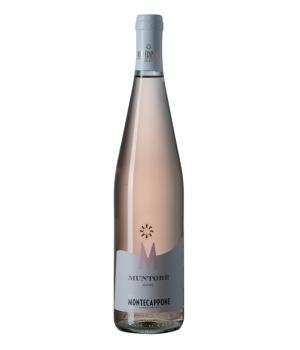 MUNTOBE rose' Montecappone vino rosato delicato Marche IGT