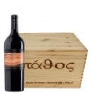 6 bottiglie PATHOS Santa Barbara Marche IGT vino rosso