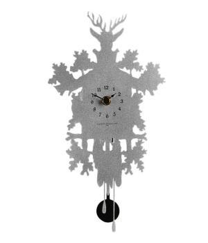 MIGNON alluminio Piccolo orologio design