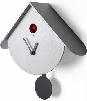 TITTI 2077 alluminio Orologio da parete in stile contemporaneo
