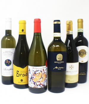 THE AWARD-WINNING WHITE WINES Italian guides - Selection of excellence