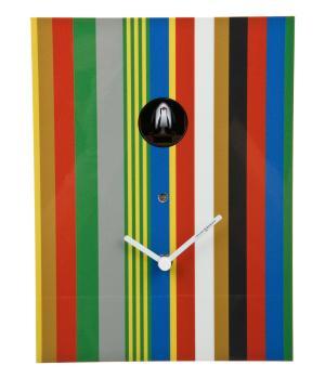 ARCOIRIS 223AP multicolori Orologio cucu da parete e da tavolo