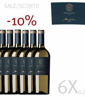 MIRUM La Monacesca 6 bottles white wine Verdicchio di Matelica DOCG