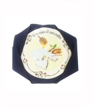 TORRONE di una Volta Nemo mandorlato tenero con frutta secca