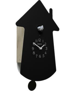MERIDIANA 916 nero Orologio cucu con pendolo