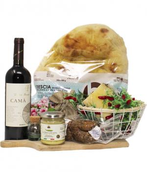 Corbezzolo kit for 4 people aperitif selection of typical Marche food