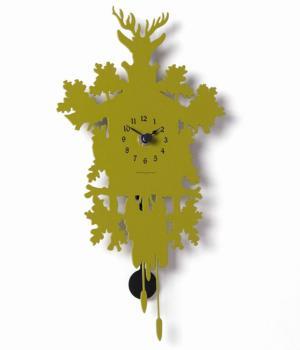 MIGNON verde duchamp Piccolo orologio design