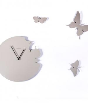 BUTTERFLY sandy Wall clock for decorate the children's room
