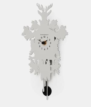 MIGNON bianco Piccolo orologio design