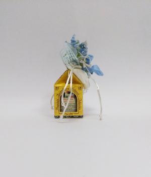 Bomboniera per battesimo con prodotti tipici: MIELE