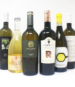i BIANCHI di..MARCA scopri 6 ottimi vini bianchi di cantine emergenti