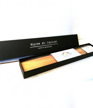BOX nero Spaghetti lunghi 50cm Regina dei Sibillini Edizione limitata e numerata