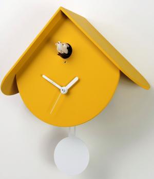 TITTI 2077 giallo orologio cucu F.lli Domeniconi