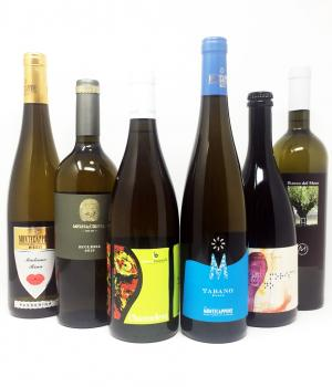 IGT MARCHE BIANCO Selection for tasting 6 bottles of quality wines