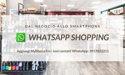 Ordina via WhatsApp con MyMarca la tua spesa a domicilio