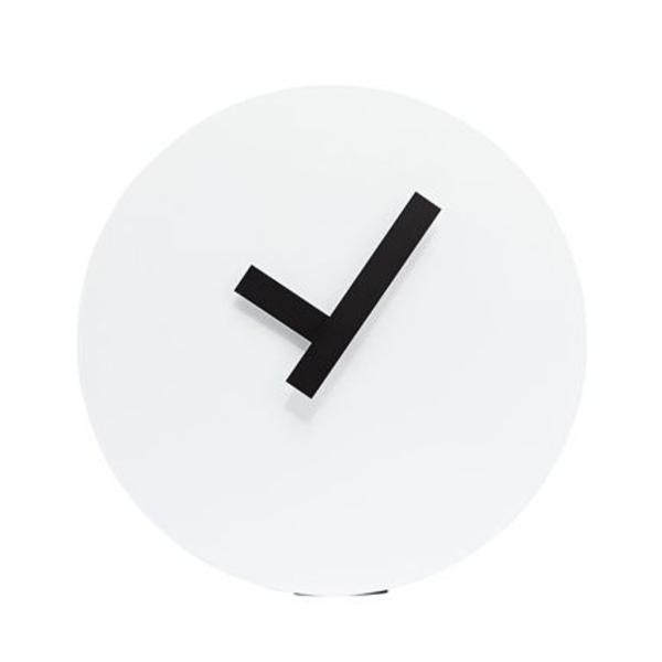 ANGOLO lancette nero straordinario orologio da tavolo e da parete