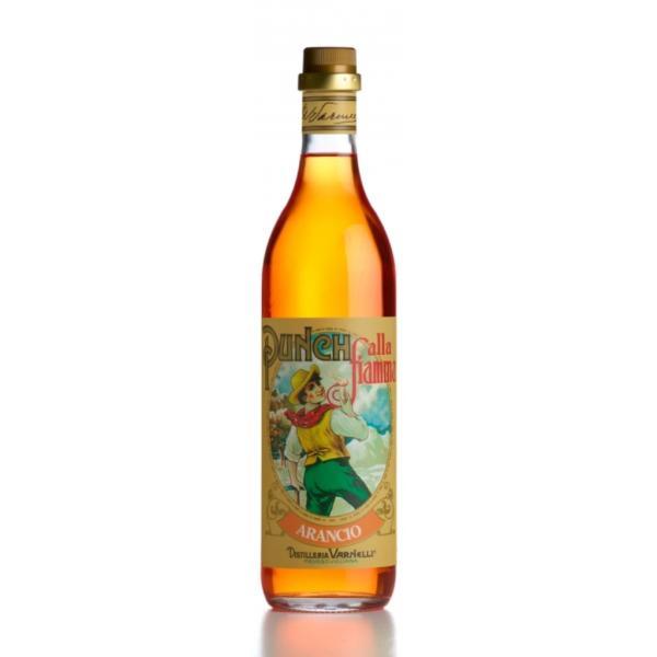 Punch ARANCIO Varnelli liquore da degustare caldo