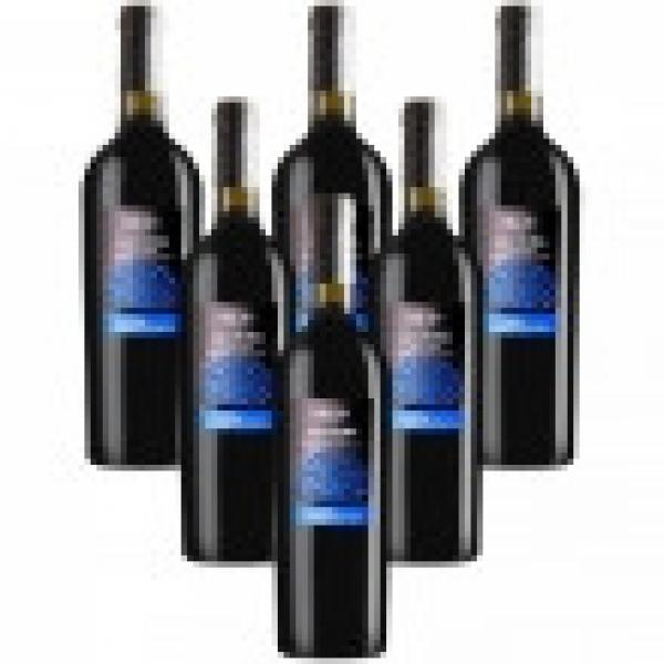 6 bottiglie Lacrima di Morro DOC Velenosi vini rossi prestigiosi